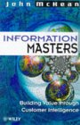 Information Masters by John McKean