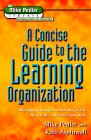 A Concise Guide to the Learning Organization by Mike Pedler, Kath Aspinwall