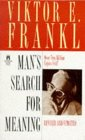 Mans Search for Meaning by Viktor E. Frankl