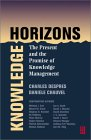 Knowledge Horizons by Charles Despres, Daniele Chauvel