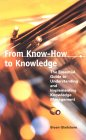 From Know-How to Knowledge by Bryan Gladstone