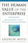 The Human Value of the Enterprise by Andrew Mayo