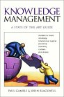 Knowledge Management by John Blackwell, Paul Gamble
