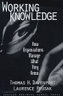 Working Knowledge by Thomas H. Davenport, Laurence Prusak