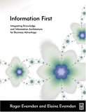Information First by Roger Evernden, Elaine Evernden