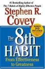 The 8th Habit by Stephen Covey