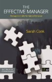 The Effective Manager by Sarah Cook