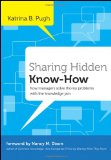 Sharing Hidden Know-How by Katrina Pugh