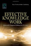 Effective Knowledge Work by Klaus North, Stefan Gueldenberg
